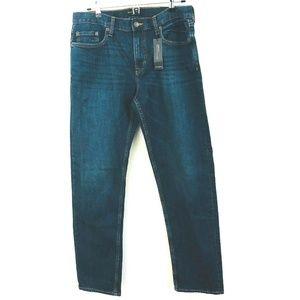 NWT! Banana Republic Straight Leg Jeans 34x34